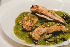 Basil Pesto Chicken