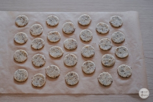Homemade Crackers Variations Multi-seed Rosemary Parmesan Thyme